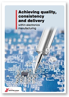 Achieving Quality, Consistency and Delivery in Electronics Manufacturing