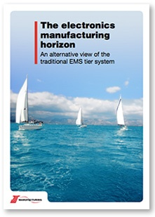 The electronics manufacturing horizon, an alternative view of the traditional EMS tier system