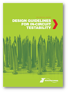 Design guidelines for in-circuit testability