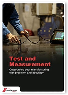 Test and measurement eBook
